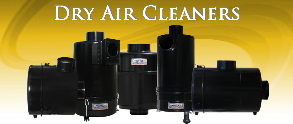 Dry Air Cleaner Group Header