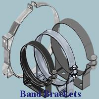 Band Brackets