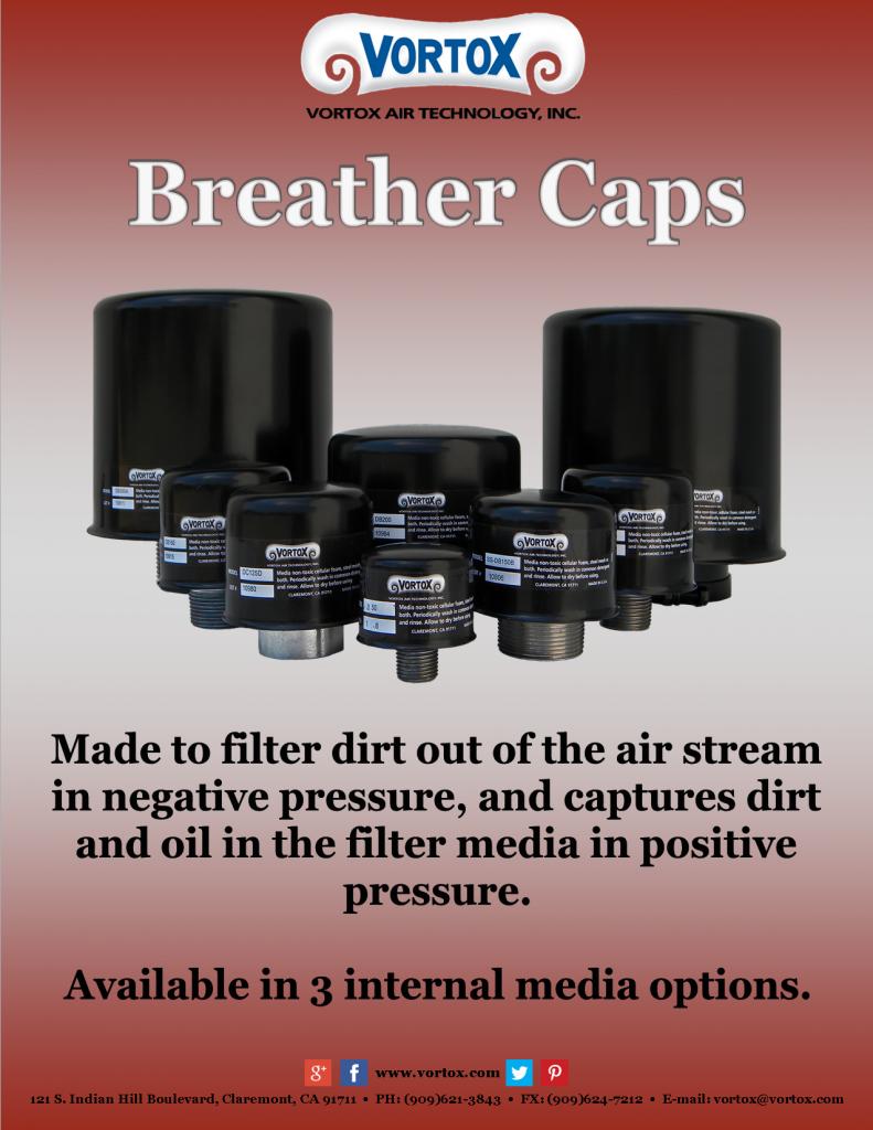 Breather Caps