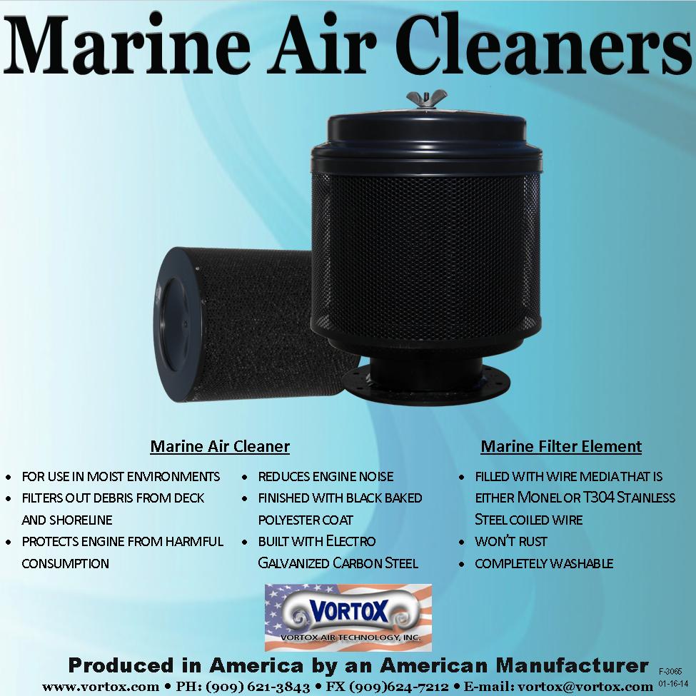 FB Marine Air Cleaner