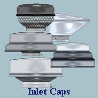 Inlet-caps