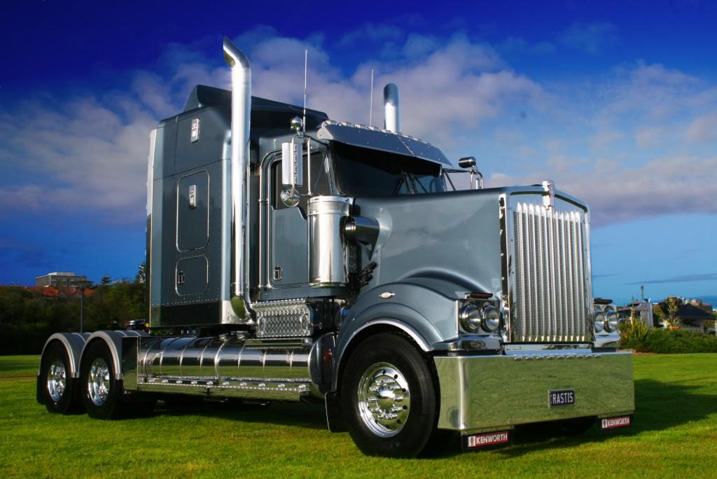 Kenworth Australia truck 1