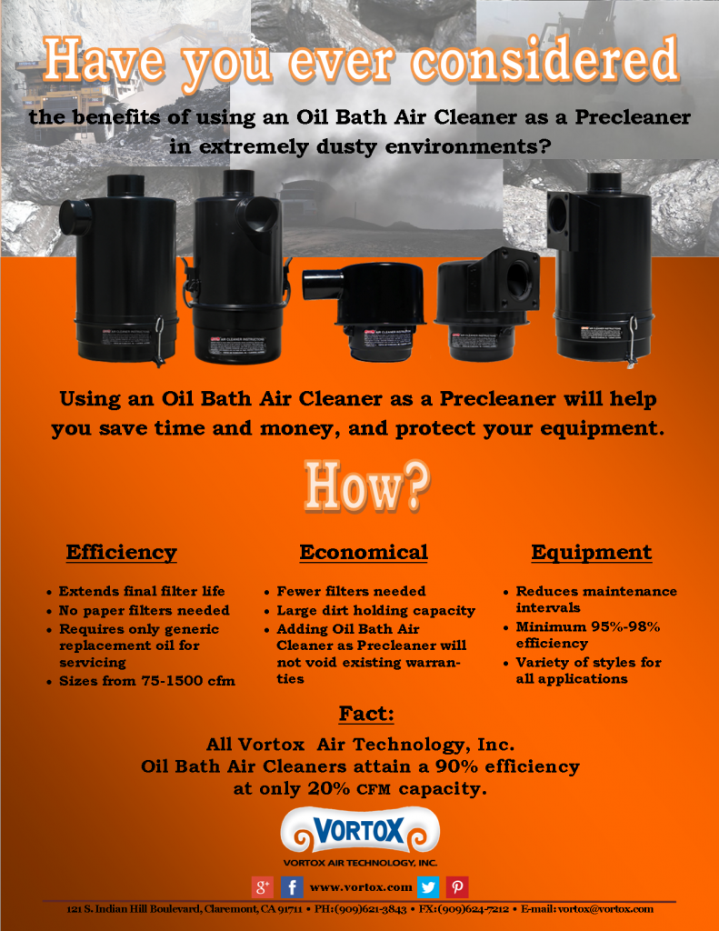 OBAC as Precleaner new look