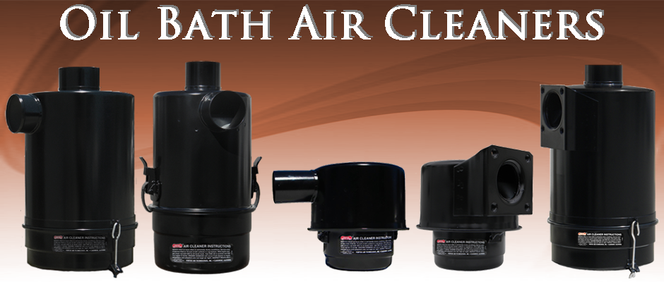 Oil Bath Air Cleaner Group Header