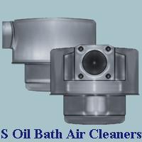 S Oil Bath Air Cleaners