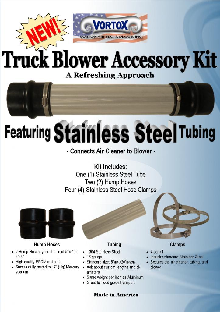 Truck Blower Kit for website