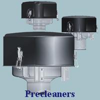 Precleaners
